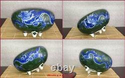 Japanese Imari Kutani Satsuma MAKUZU KOZAN Porcelain Dragons Vase & Censer