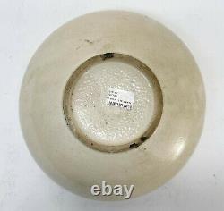 Japanese Satsuma Porcelain Hand Painted and Gilt Bowl, Possibly Meiji