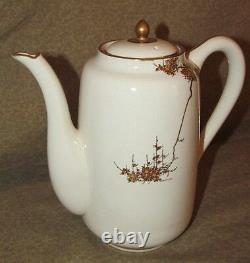 Reduced! Old or Antique Fine Japanese Satsuma Tea Set Signed